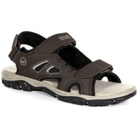 Shoes Men Outdoor sandals Regatta Holcombe Vent Lightweight Walking Sandals Brown Brown