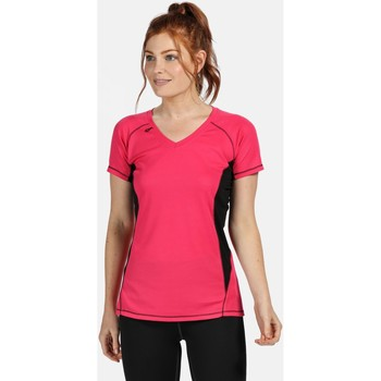 Clothing Women Short-sleeved t-shirts Professional BEIJING Lightweight TShirt Pink