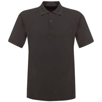 Clothing Men T-shirts & Polo shirts Professional COOLWEAVE Wicking Polo TShirt Silver Grey Grey Grey