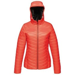 Clothing Women Duffel coats Professional Acadia II Down Touch Jacket Red Red