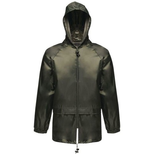 Clothing Men Coats Professional STORMBREAK Waterproof Shell Jacket Fluro Yellow Green Green