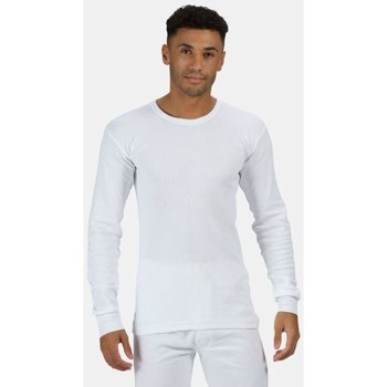 Clothing Men Long sleeved tee-shirts Professional THERMAL Long sleeve Vest Base Layer White