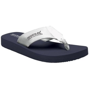 Shoes Women Sandals Regatta Catarina Flip Flops Blue Blue