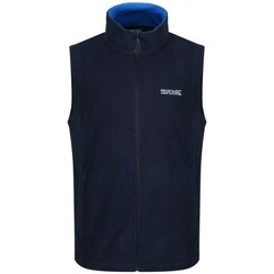 Clothing Men Jackets / Cardigans Regatta Tobias II Lightweight Fleece Gilet Blue Blue