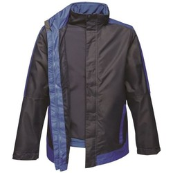 Clothing Men Jackets Professional CONTRAST 3in1 Waterproof Jacket Seal Grey Black Blue Blue