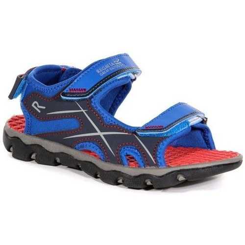 Shoes Boy Sandals Regatta Kota Drift Lightweight Walking Sandals Blue Blue