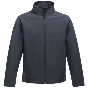 Clothing Jackets Professional Ablaze Printable Softshell Jacket Blue Blue