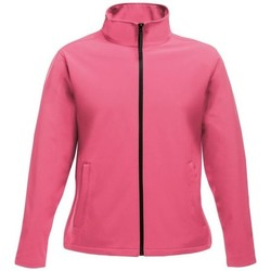Clothing Women Coats Professional ABLAZE Printable Softshell Jacket Pink