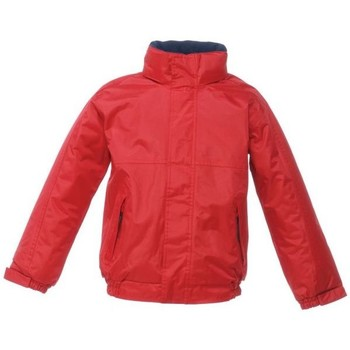 Clothing Children Jackets Professional DOVER Waterproof Insulated Jacket Red
