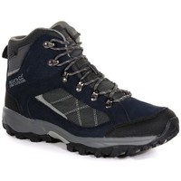 Shoes Men Mid boots Regatta Clydebank Walking Boots Blue Blue