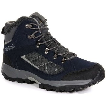 Shoes Men Mid boots Regatta Clydebank Waterproof Walking Boots Blue Blue