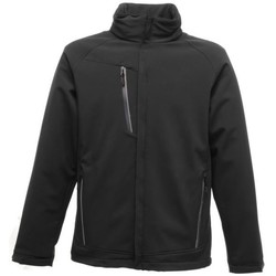 Clothing Men Coats Professional APEX Waterproof Softshell Jacket Black