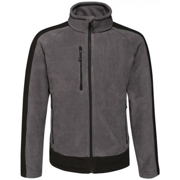 Clothing Fleeces Professional CONTRAST 300 Full Zip Fleece Grey