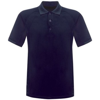 Clothing Men short-sleeved polo shirts Professional Coolweave Wicking Polo Shirt Navy Navy