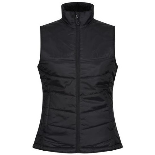 Clothing Jackets / Cardigans Professional STAGE II Insulated Bodywarmer Black