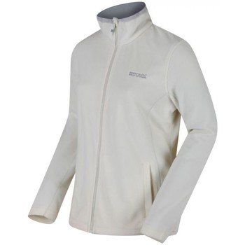Clothing Women Fleeces Regatta Clemance II Full-Zip Fleece Cream Cream