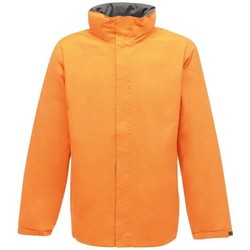 Clothing Men Parkas Professional ARDMORE Waterproof Shell Jacket Orange