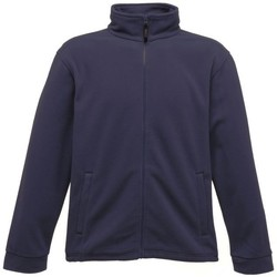 Clothing Men Fleeces Professional CLASSIC Full-Zip Fleece Seal Grey Blue Blue