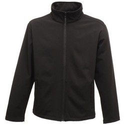 Clothing Men Jackets Professional CLASSIC Lightweight Softshell Jacket Seal Grey Black Black