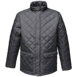 Clothing Men Duffel coats Professional TYLER Quilted Jacket Blue