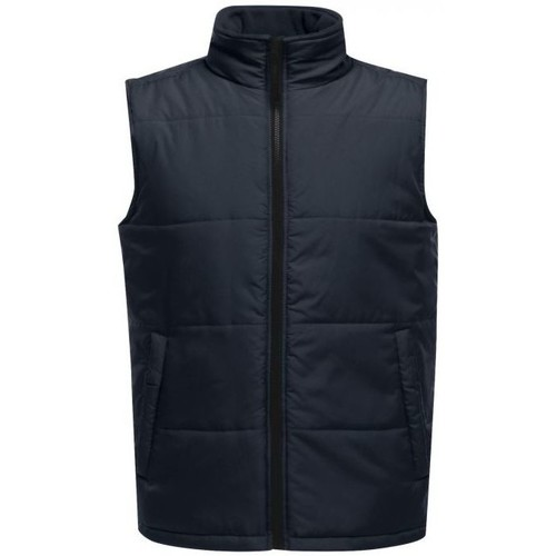 Clothing Jackets Professional ACCESS Insulated Bodywarmer Seal Grey Black Blue Blue
