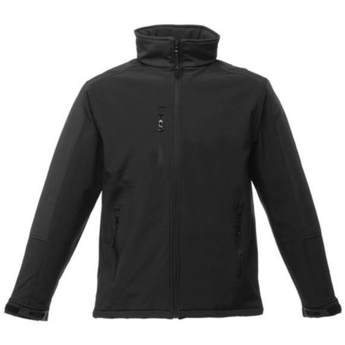 Clothing Men Fleeces Professional HYDROFORCE Waterproof Softshell Jacket Seal Grey Black Black