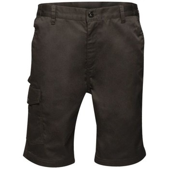 Clothing Men Shorts / Bermudas Professional PRO CARGO Durable Shorts Black