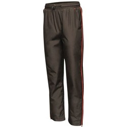 Clothing Children Trousers Professional ATHENS Lightweight Breathable Trousers Black Classic Red Black Black