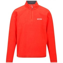 Clothing Men Fleeces Regatta Thompson Lightweight Half-Zip Fleece Orange Orange