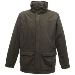 Clothing Men Parkas Professional VERTEX III Waterproof Breathable Jacket Dark Olive Green Green