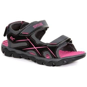 Shoes Children Sandals Regatta KOTA DRIFT JUNIOR Sandals Grey