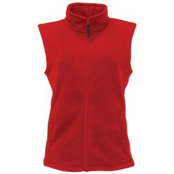 Clothing Women Jackets / Cardigans Professional MICRO Quick-Dry Bodywarmer Red