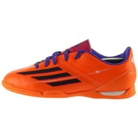 Shoes Children Low top trainers adidas Originals F10 IN J Orange,Violet
