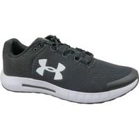 Shoes Men Low top trainers Under Armour Micro G Pursuit BP Black