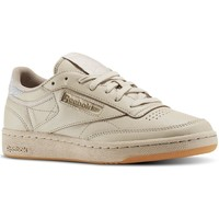 Shoes Women Low top trainers Reebok Sport Club C 85 Diamond Beige