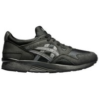 Shoes Children Low top trainers Asics Gellyte V GS Black