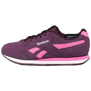 Shoes Women Low top trainers Reebok Sport Royal Glide Violet