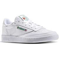 Shoes Men Low top trainers Reebok Sport Club C White White