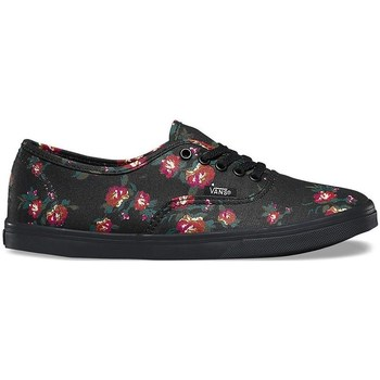 Shoes Women Low top trainers Vans Authentic LO Pro Black, Red, Green
