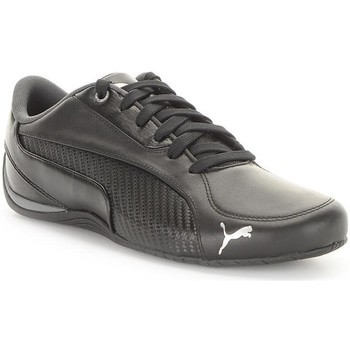 Shoes Men Low top trainers Puma Drift Cat 5 Carbon Black