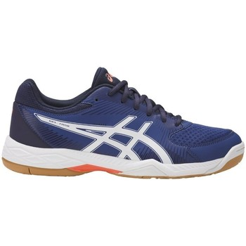 Shoes Men Multisport shoes Asics Geltask Blue, Navy blue