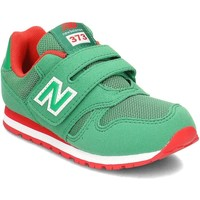 Shoes Children Low top trainers New Balance 373 Green