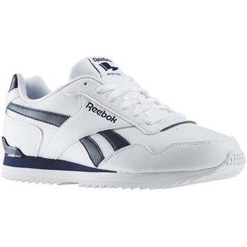 Shoes Men Low top trainers Reebok Sport Royal Glide White,Black