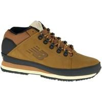 Shoes Men Walking shoes New Balance H754TB Black, Brown, Honey