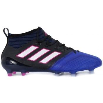 Shoes Men Football shoes adidas Originals Ace 171 Primeknit FG Black, Blue