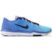 Shoes Women Low top trainers Nike Flex Supreme TR 5 Fade Blue