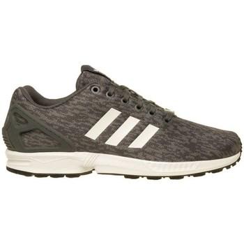 Shoes Men Low top trainers adidas Originals ZX Flux Grey