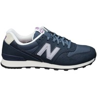 Shoes Women Low top trainers New Balance 996 Grey, Navy blue