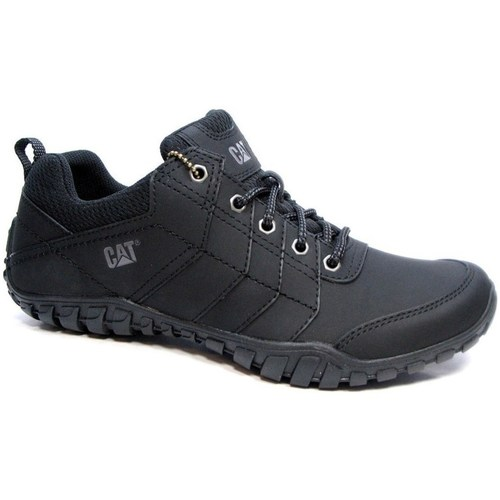 Shoes Men Low top trainers Caterpillar Instruct Black