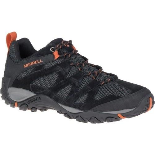 Shoes Men Walking shoes Merrell Alverstone Graphite